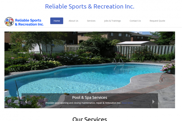 Reliable Sports & Recreation Inc